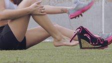 Arjantinli Model Top Sektirmiyor Adeta Döktürüyor
