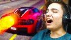 GTA 5 Online - ROKET ARABALARLA YARIŞ !