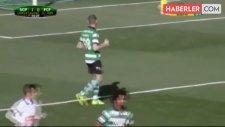Fenerbahçe'de Yetişen Merih Demiral, Sporting ile 5 Senelik Anlaştı