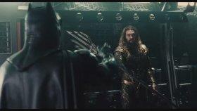 Justice League (2017) Türkçe Altyazılı Kısa Fragman - Aquaman
