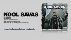 Kool Savas - Black