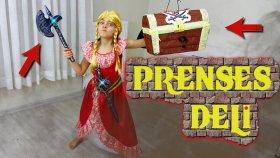 Melike Prenses Elena Oldu Delirdi Baltayla Hazine Sandığını Parçaladı ! Gülmemek İmkansız