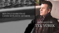 Metin Şentürk - Tek Yürek (Lyrics Audio)