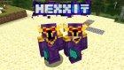 Minecraft: Hexxıt #10 - En Güçlü Zırh!