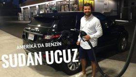 Amerika'da benzin sudan ucuz! Vlog#16