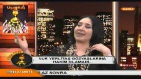 Nur Yerlitaş Canlı Yayında Ağladı