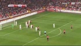 Türkiye 2-0 Finlandiya (Maç Özeti - 24 Mart 2017)
