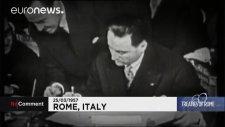 Avrupa Birliğinin kuruluşu (25 Mart 1957 - Roma)