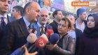 Bakan Mehmet Müezzinoğlu Kapalıçarşı Esnafını Ziyaret Etti