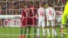 Cristiano Ronaldo'nun Macaristan'a attığı muhteşem frikik golü