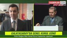 Galatasaray'ın Kemerburgaz'da Yapacağı Tesis Mali Kurulda Tanıtıldı