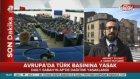 Hollandalı Cda'lı Avrupa Parlamenteri Jeroen Lenaers'ın Türk Düşmanlığı