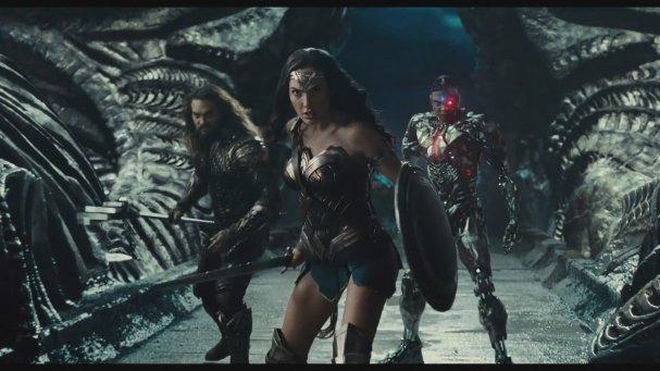 Justice League (2017) Türkçe Altyazılı Fragman