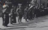 Alman İmparatoru II.Wilhelm'ı Karşılayan Mehter Takımı