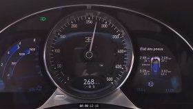 Bugatti Chiron'un Çılgın Hızlanması