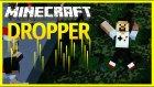 Yüksekten Düşüyorum Yakalayın Beni - Minecraft Dropper - Özel Harita