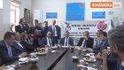 Ankara Beşiktaşlı Sanayici İşadamları ve Yatırımcıları Derneği Erciş'te