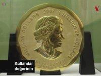 Berlin Müzesi'nden 100 Kiloluk Altın Paranın Çalınması