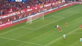 Emre Mor'un Moldova Defansını Dize Getiren Muhteşem Golü