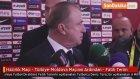 Hazırlık Maçı - Türkiye-Moldova Maçının Ardından - Fatih Terim