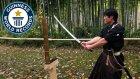 Samuray Ustasından Dünya Rekoru