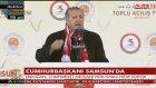 Cumhurbaşkanı Erdoğan: Kılıçdaroğlu Dersine Çalışmadı