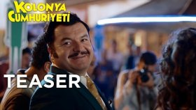Kolonya Cumhuriyeti - Teaser (Yakında Sinemalarda!)