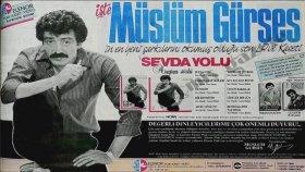 Müslüm Gürses - Sevda Yolu = Elenor Müzik 1986