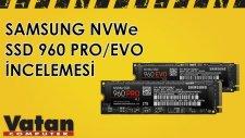 Samsung 960 Evo / Pro M.2 SSD İncelemesi