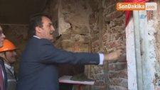 Tarihi Tahtakale Çarşısı Yeniden Hayat Buluyor