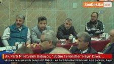 Ak Parti Milletvekili Babuşcu: