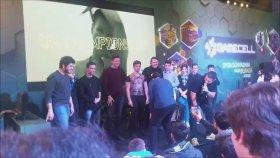 Erkekler Arası Twerk Yarışması (Gaming İstanbul)