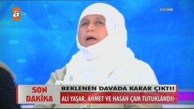 Nazmiye Çam Davası Sonuçlandı 2 - Müge Anlı İle Tatlı Sert (29 Mart Çarşamba)