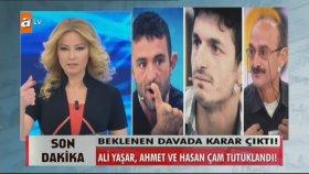 Nazmiye Çam Davası Sonuçlandı! - Müge Anlı İle Tatlı Sert (29 Mart Çarşamba)