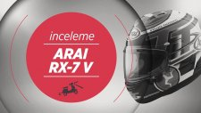 ARAI RX-7 V Kask İnceleme | Isle of Man TT 2016 Limited Edition |Arai RX-7V Motorcycle Helmet Review