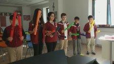 Boomwhackers Müzikal Borular Avcılar Mektebim Okulunda Müzik Eğitimi İlkim Küpeli