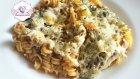 Hackfleisch-Zucchini Nudelauflauf / Kiymali-Kabakli Makarna