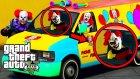 Korkunç Palyaço Minibüsü (Gta 5 Gizemleri)