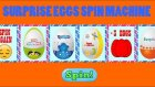 Surprise Eggs Spin Machine Android Game