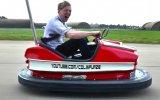 Çılgın Mucitten Dünyanın En Hızlı Çarpışan Arabası