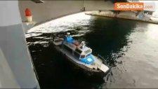 Galata Köprüsü'nün Altında, Erkek Cesedi Bulundu
