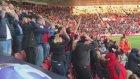 İrlandalı Futbolcunun Dağlara Taşlara Giden Penaltı Vuruşu