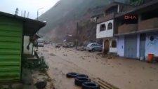 Kolombiya'da Sel Felaketi! 127 Ölü, 400 Yaralı