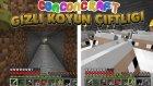 Mağranın İçine Gizli Koyun Çiftliği Yapıyoruz - Conconcraft#5