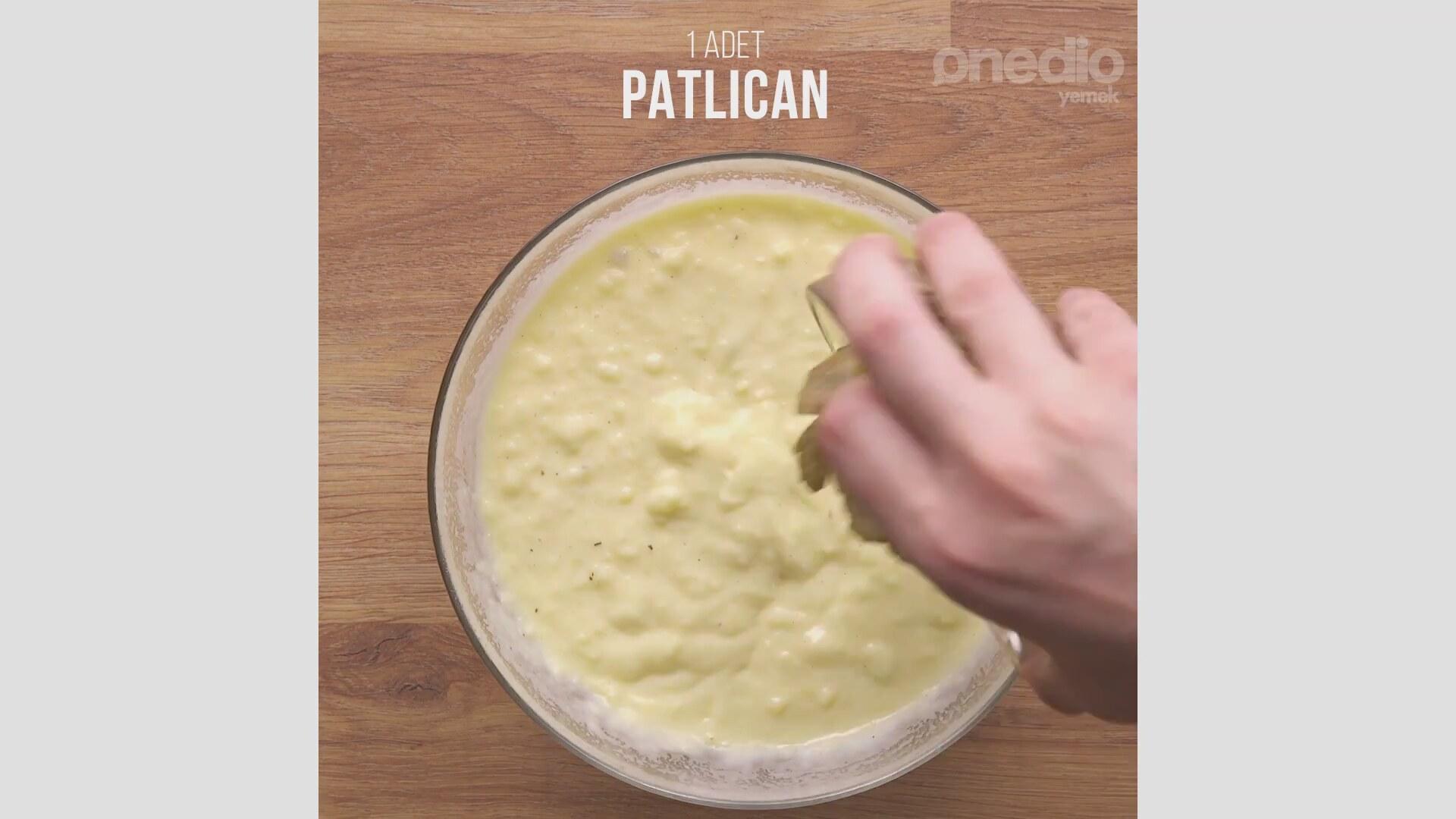 Fırında Patates Püresi Tarifi Videosu