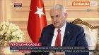 """Başbakan Yıldırım, """"Abd ile Düzeltilmesi Gereken Üç Sorunumuz Var"""""""