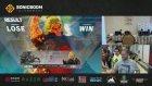 Street Fighter Turnuvasında İlk Maçını Kazanan Görme Engelli Adam