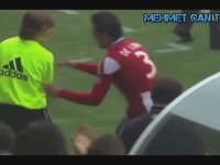 Futbolcularla Kavga Eden Top Toplayıcılar