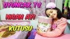 Yeni Harika Ürünlerle Dolu Oyuncax Tv Nisan Ayı Kutusunu Açıyoruz!!