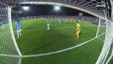 Alvaro Morata'nın Leganes'e attığı gol